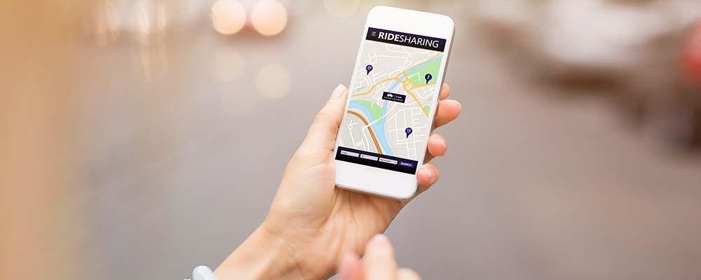 What Happens If You're in an Uber or Lyft Accident?