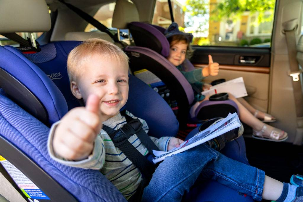 Car Seat Safety and Tips